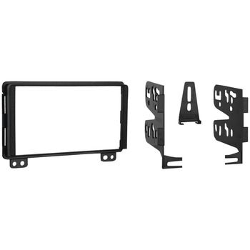 Metra 2001-2006 Ford And Lincoln And Mercury Truck & Suv Double-din Installation Dash Kit