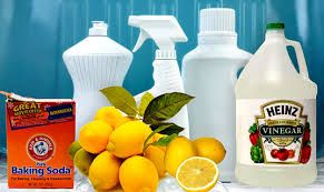 Natural Cleaning Tips For Around The House, Inexpensive, Non-Toxic, and Eco-Friendly Recipes - Living Green And Frugally