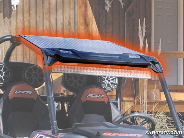 Polaris RZR XP 1000 Diamond Plate Roof Top | Polaris RZR XP1000 Parts U0026  Accessories | Pinterest | Rzr Xp 1000