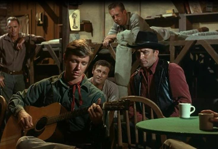 The Virginian - a bunkhouse serenade by Randy