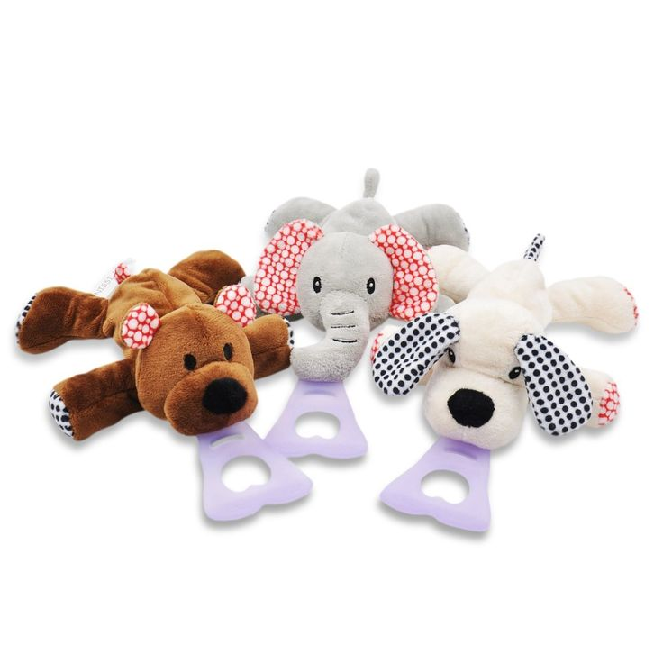 A teether is a soothing tool for teething infants which are made to provide relief for babies during the time they are getting their first teeth. Shop wide range of baby teething toys from Nissiandjireh.