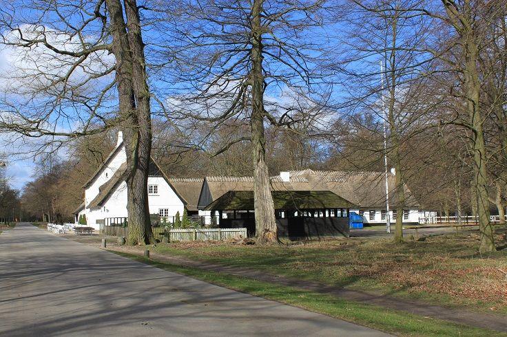 Peter Lieps Hus, Dyrehaven - forest park north of Copenhagen