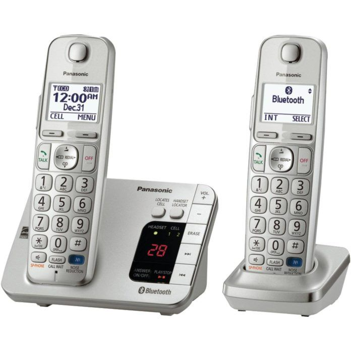 5 Best Cordless TelePhone Sets for Senior Citizens | 2017