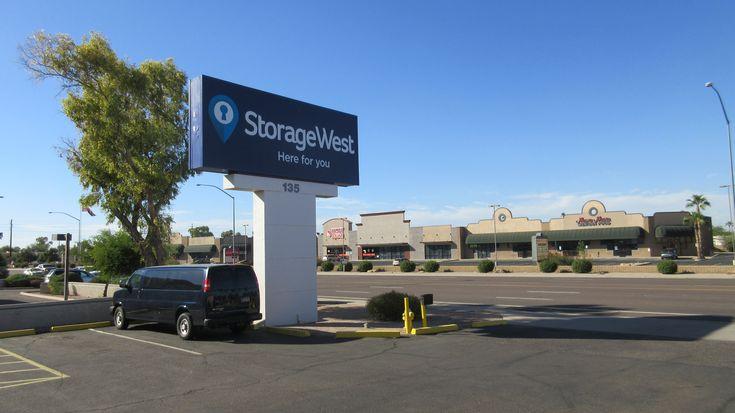Virtual Tour Of Storage West Mesa Virtual Tour Mesa Az 85201