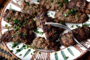 Kafta (Middle Eastern ground beef) | C-J Recipes