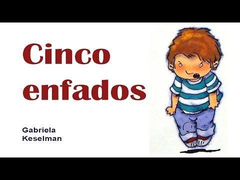Cinco enfados y cinco brujas - Cuentos infantiles educación emocional - YouTube
