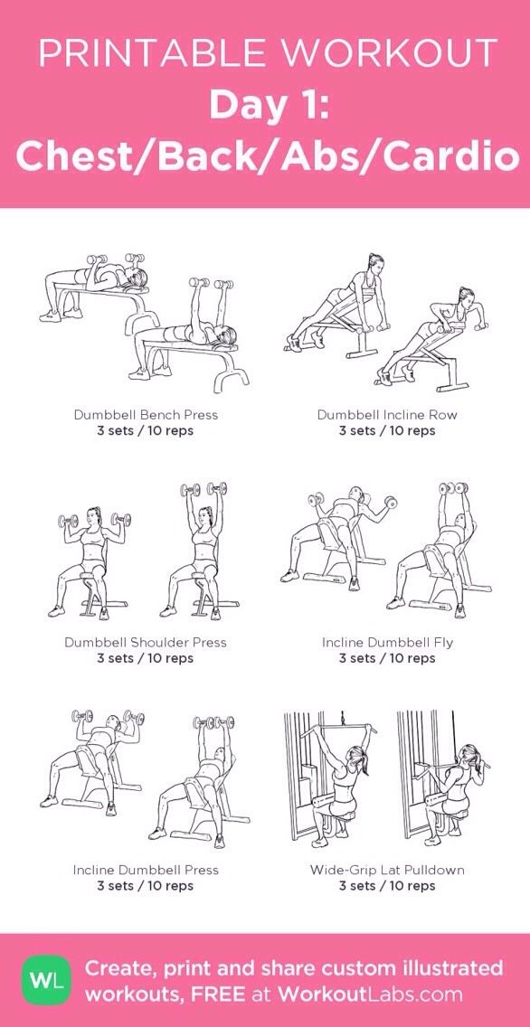 Upper Body Workout – Jeanie's Exercises