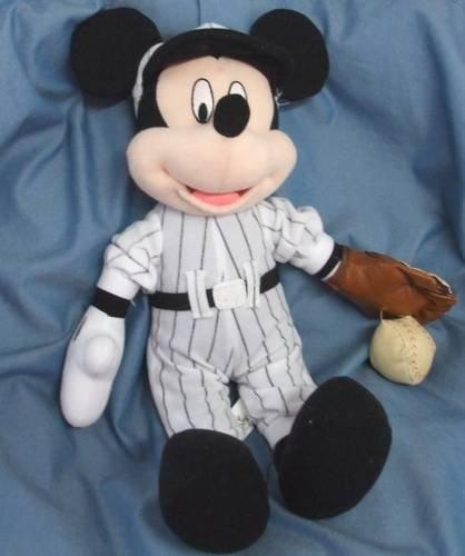 Disney Mickey Mouse Bean Bag Baseball Plush Doll by DISNEY, http://www.amazon.com/dp/B003YUYB4O/ref=cm_sw_r_pi_dp_w9lnrb0EV26SV