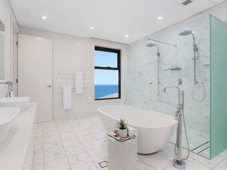 Newport, NSW Sales Agent - David Rothschild McGrath Estate Agents - Seaforth 02 8978 9000 Property Video - www.youtube.com/watch?v=iHgAzM-MJHE #bathroom #bathroomdesign #bathroominspo #bathroomdecor #bathroomdesign #bathroominspo #bathinspo #bathdecor #bathrooms
