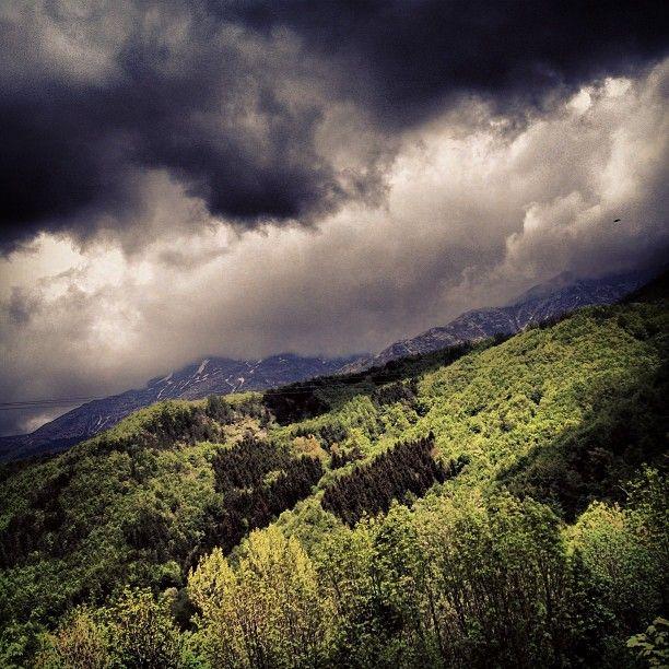 Progetto Instagram iPhone: Paesaggi, Abetone. Art Director: Lapo Secciani Photographer: Lapo Secciani.