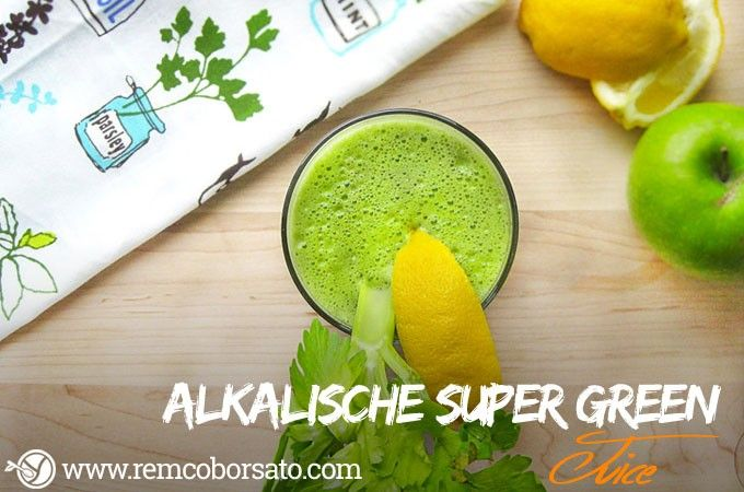 Alkalische-Super-Green