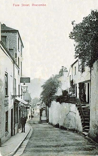 Fore Street, Ilfracombe