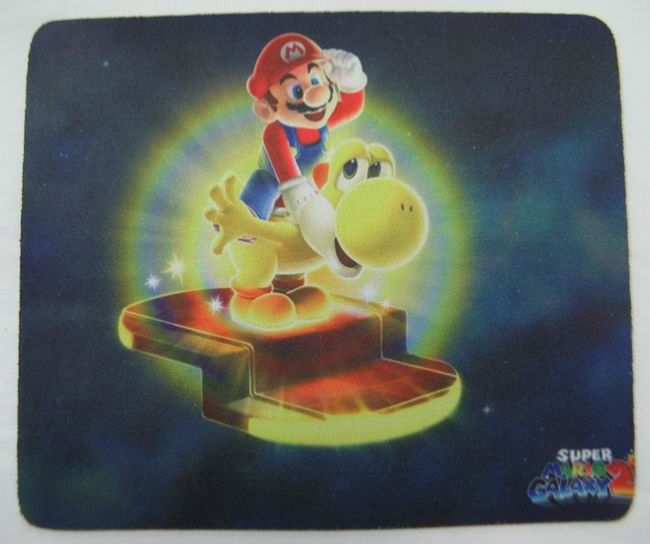 Super Mario Bros Mouse Pad MLMP3418 Super Mario Bros Mouse Pad MLMP3418