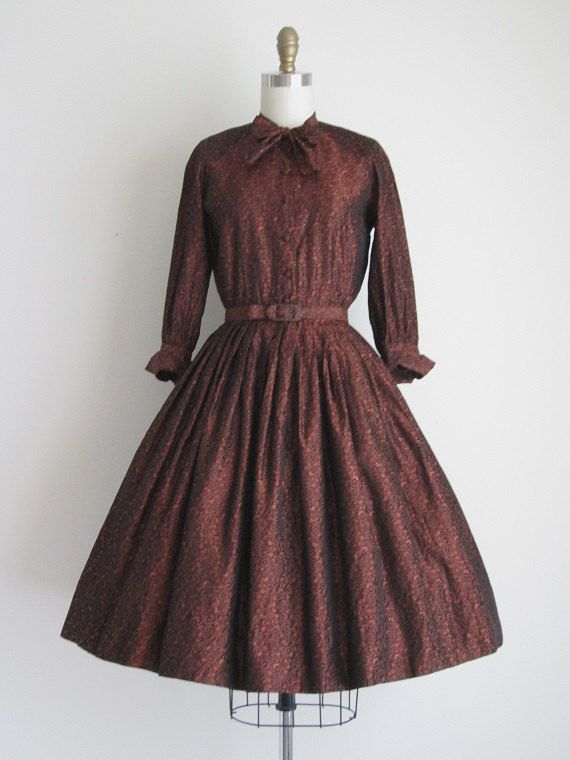 1000  ideas about 1950s Party Dresses on Pinterest  Floral party ...
