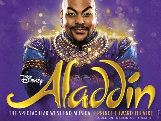 Aladdin Tickets London. Find the best tickets using our seating plan for the Prince Edward Theatre and enjoy Disney's musical Aladdin today!