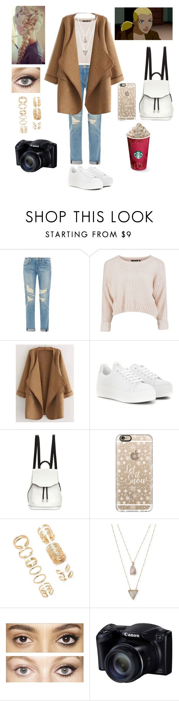 """""""Young Justice Artemis New Years"""" by silverdreamcatcher ❤ liked on Polyvore featuring Frame Denim, WithChic, Kenzo, rag & bone, Casetify, Forever 21, Panacea and Charlotte Tilbury"""