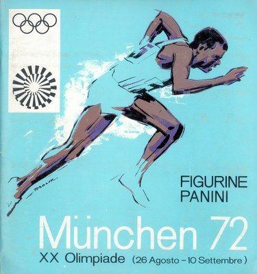 München 72 Panini, Modena, 1972