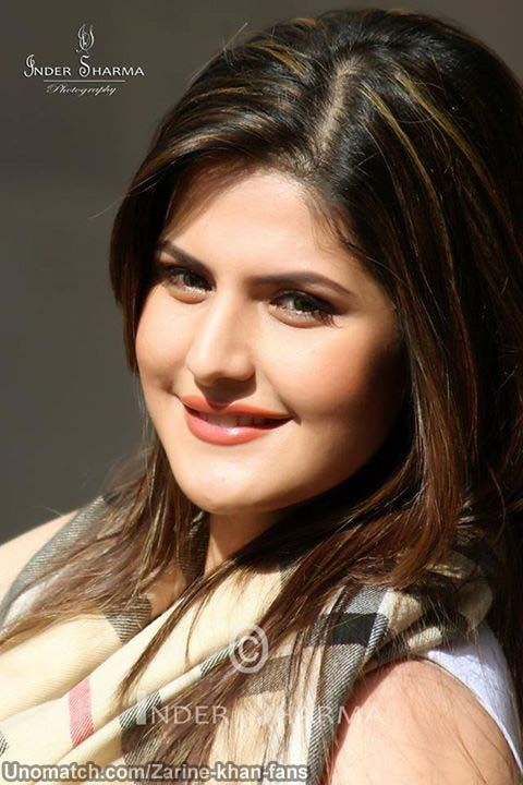 Zarine Khan (born 14 May 1987) is an Indian actress and model who appears in Indian films, mainly in the Hindi film industry, though has also appeared in Tamil and Punjabi films.