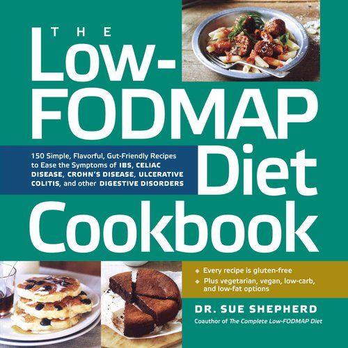 Low-FODMAP Diet Cookbook - Paperback - Walmart.com | Low ...