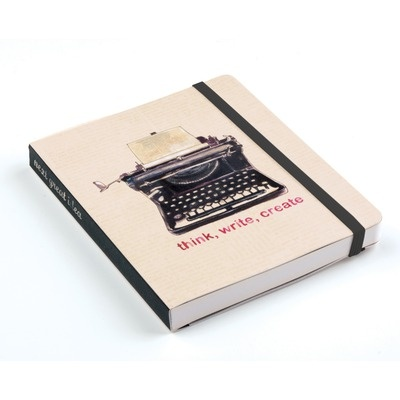 Galison Vintage Typewriter Pocket Planner