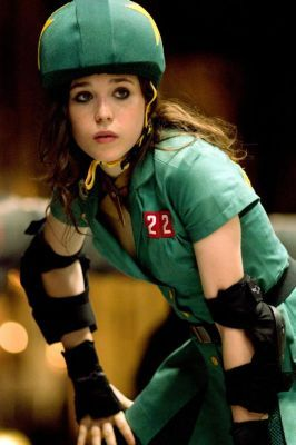 Ellen Page Whip It Key Scene | Ellen Page in quot; Whip It,quot; Drew Barrymore's...