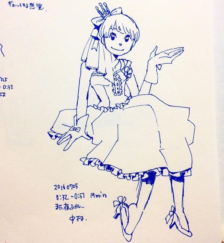 ドレス  #イラスト #illustration #artwork #オリジナル #original