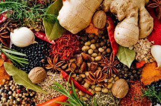 Τα φαγητά της γιαγιάς - Μπαχαρικά και Βότανα - Χρήση - είδη - ποικιλίες