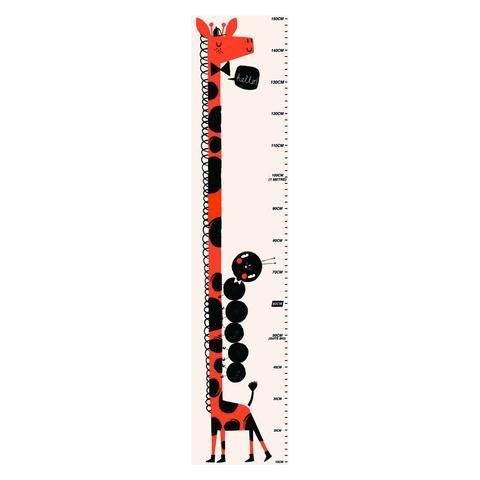 Height Chart . Giraffe - This Modern Life