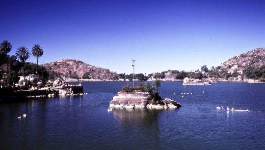 Mount Abu lake, Mount Abu, Rajasthan