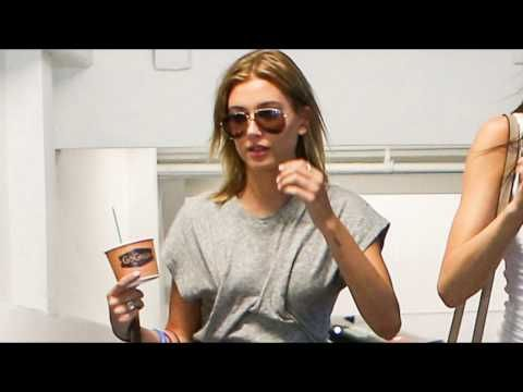 Hailey Baldwin street style - Stephen Baldwin's daughter - YouTube