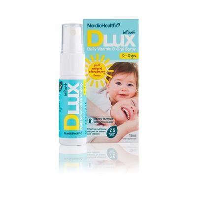BetterYou D3 vitamin spray Småbørn 7,5  mcg - 15 ml