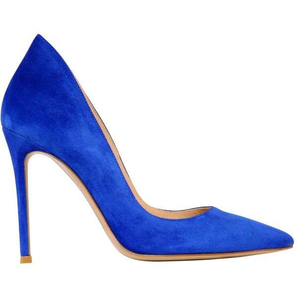 Best 25  Royal blue high heels ideas on Pinterest | High heels ...