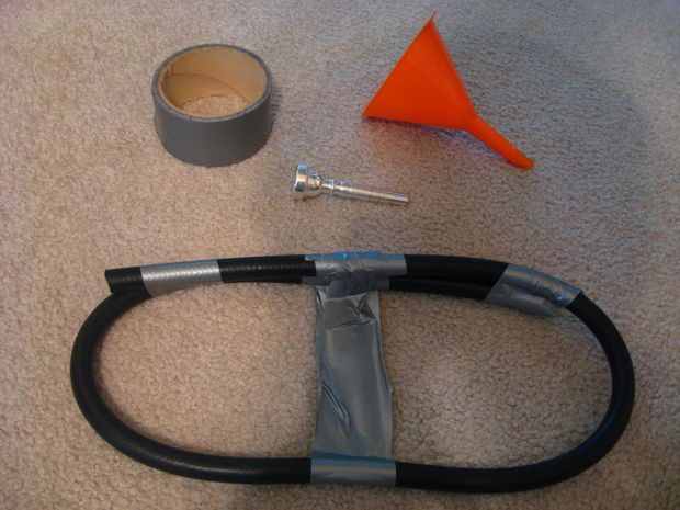 11 best images about making musical instruments on for How to make homemade items