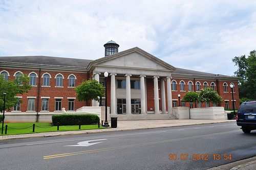 Angelo Bruno Business Library  Campus of University of Alabama