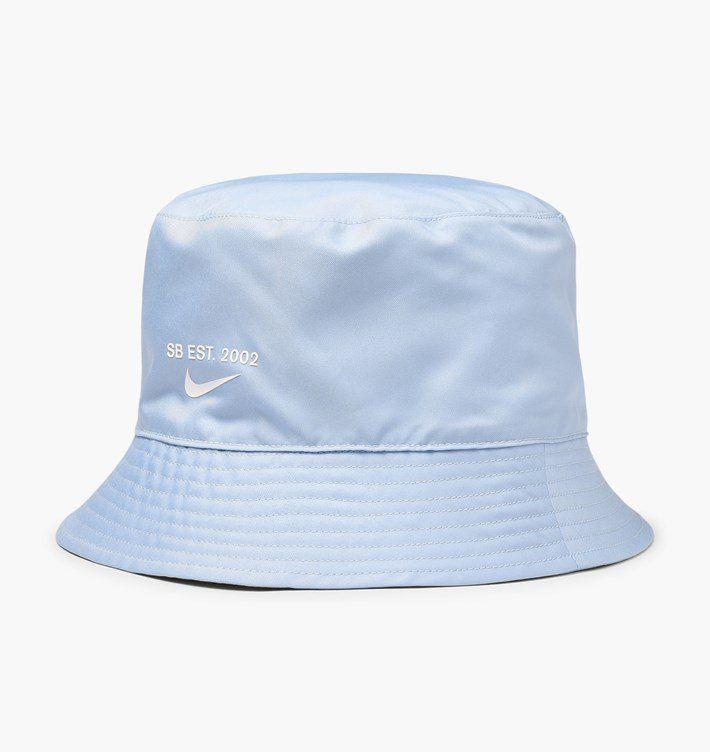 Nike SB Big Leaf Print Bucket Hat   Bleu   Chapeaux   BV2668-430 ...