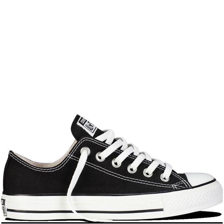 Zapatillas/Sneakers/Unisex Converse All Star Ox Black M9166C
