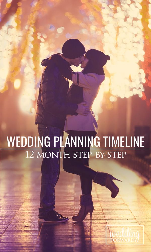 12 Month Wedding Planning Timeline ❤ Now it's time to begin the wedding planning process and you've got hundreds of ideas running through your head. The big question that most brides ponder is how soon is too soon to start planning. We have tips to help you master the 12 month planning process. See more: http://www.weddingforward.com/12-month-wedding-planning-timeline/ #weddingplanning
