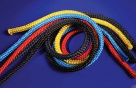 Rope: Kingfisher Braid on Braid, Doublebraid Polyester Solid Colour - For Boats, Marine, Canal, Narrow Boats, Yacht Rope, Garden, Decking Rope, Dyneema. Buy rope by the metre, include splices on rope. Best prices for rope.