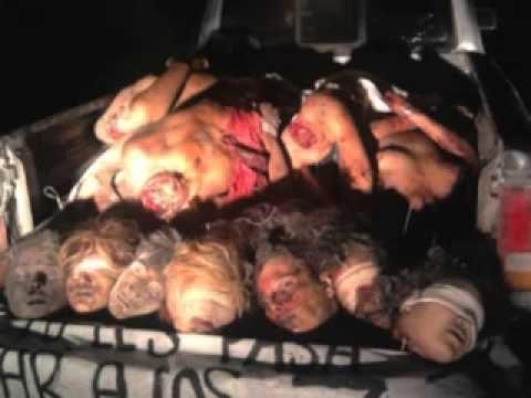 Lista de vídeos de ejecuciones, Interrogatorios y