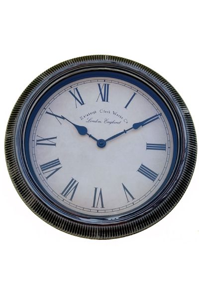 Traditional Round Shap Wall Clock  www.fashiongroop.com