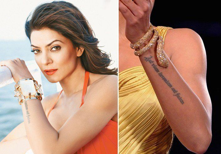Pretty Celebrity Tattoos With Meanings To Take Inspiration From Celebrity Tattoos Pretty Celebrities