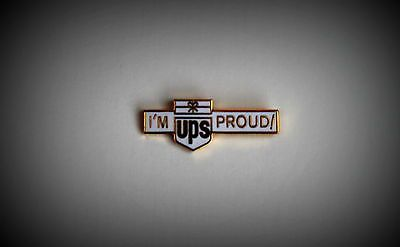(UPS) United Parcel Service  (I'm Proud) Lapel Pin...