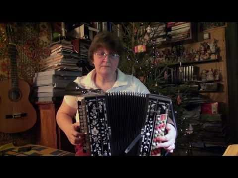 Тонкая рябина (русская народная песня) - YouTube