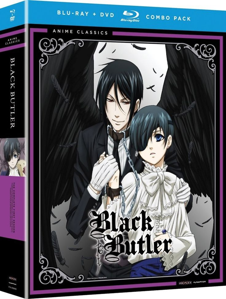 Funimation Loses Black Butler Season 1 License in May 2017 by Mike Ferreira