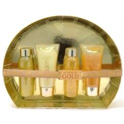 Gold As Good As Gold Oval Gift Set