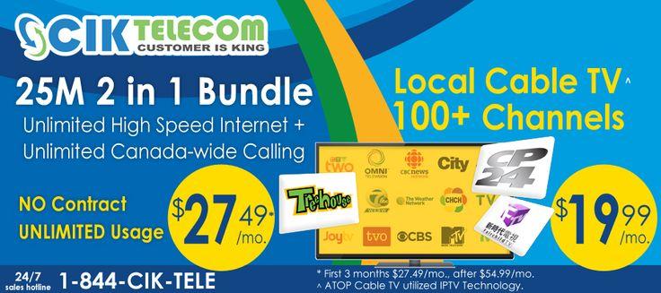 Plan FiberLite Express+ Home Phone Enjoy First 3