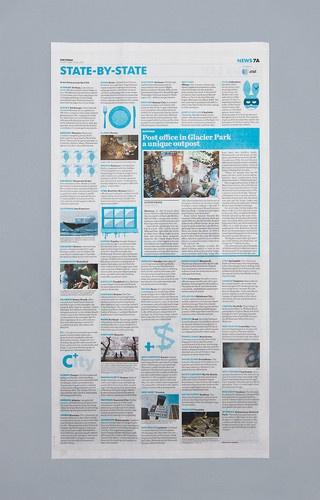 USA Today newspaper design | Co.Design: business + innovation + design