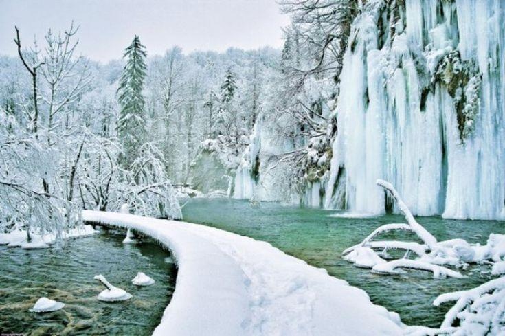 Chorwacja zimą - pięknie w tej Chorwacji !!! #chorwacja #croatia #winter