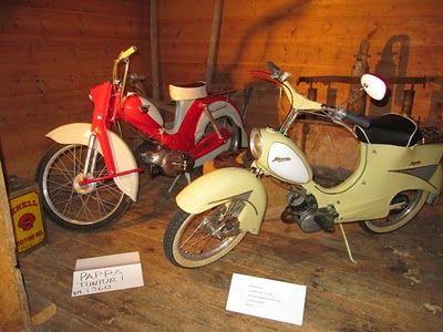 Pappatunturi, 1960 ja Hermes 2000, 1959