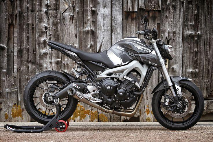 #Yamaha MT-09 ASD Racing Peças e acessórios para #moto >>> MASADA.com.br  #motorcycle #motorcycles #moto #motos #bikeporn